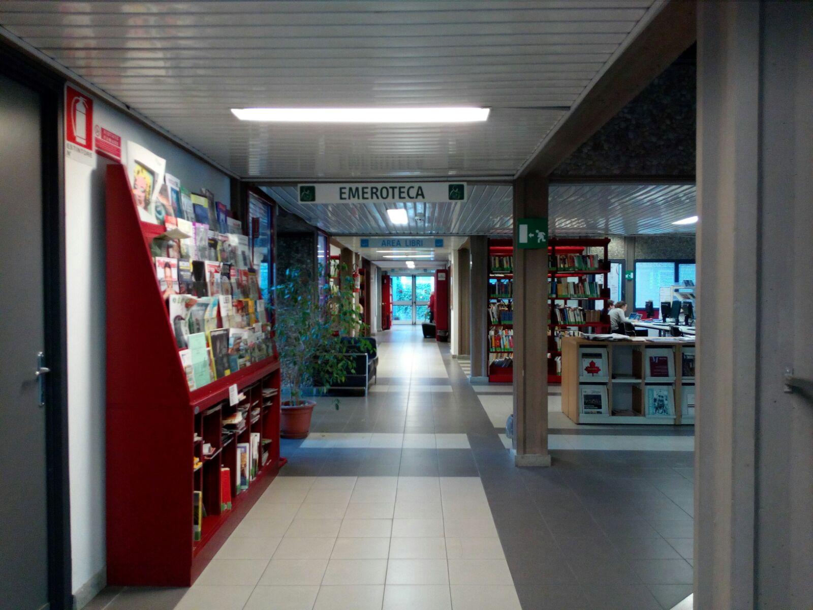 Art Bonus Biblioteca Pier Paolo Pasolini
