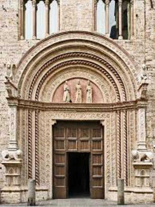 Art Bonus - Portone Atrio Palazzo dei Priori