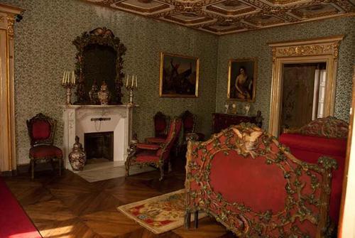 Art bonus museo degli appartamenti reali del castello for 2 appartamenti della camera da letto principale