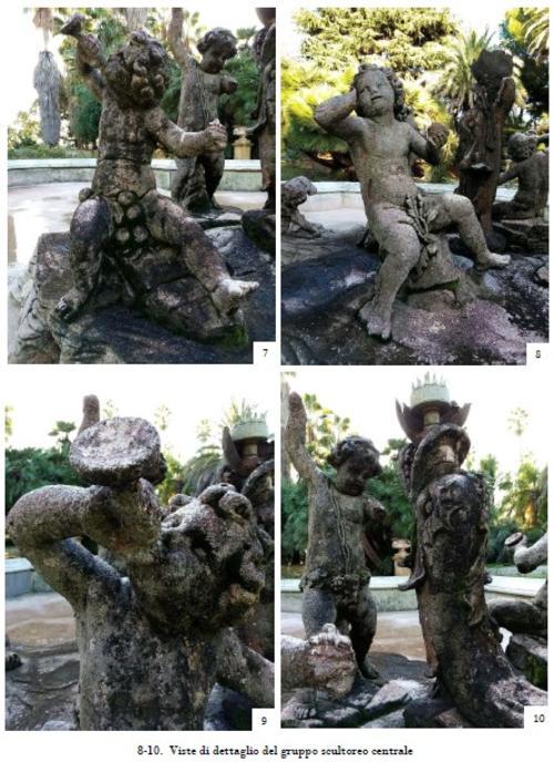 Art Bonus - Fontana del Parco Ormond