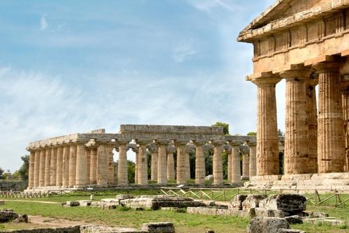 Risultati immagini per paestum parco archeologico