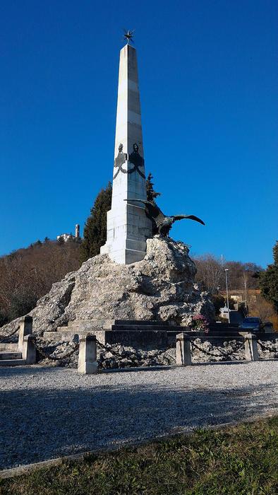 """Art Bonus - Monumento Ossario ai Caduti della Battaglia del 8-9 Maggio 1848  cd """"dell'Aquila"""""""