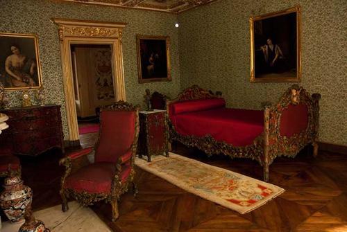 art bonus museo degli appartamenti reali del castello ForPlanimetrie Della Camera A Castello