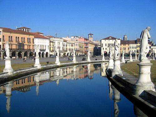 Art Bonus - Statue in Prato della Valle - Isola Memmia